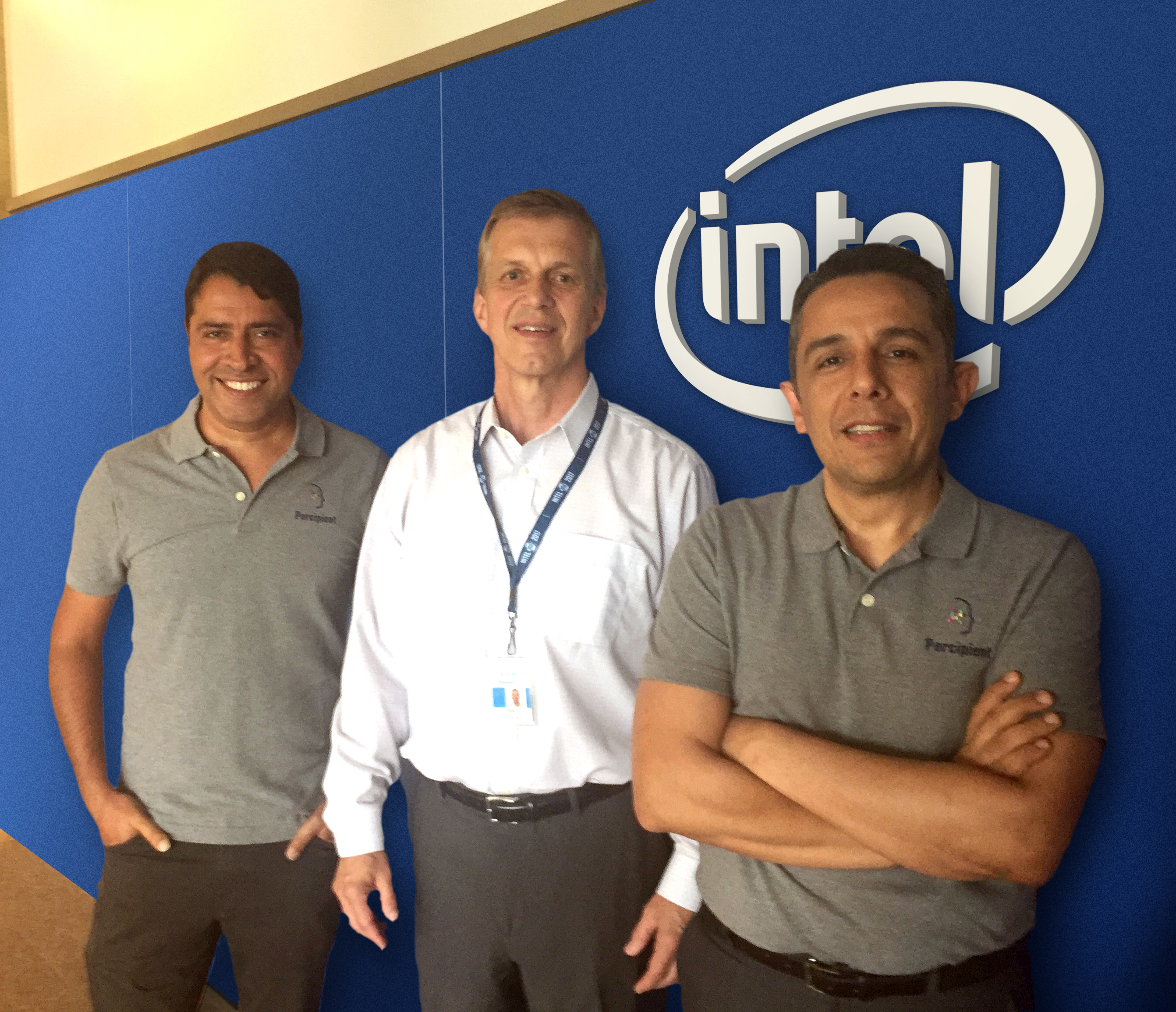 With Mike Blalock, GM FSI, Intel Corporation