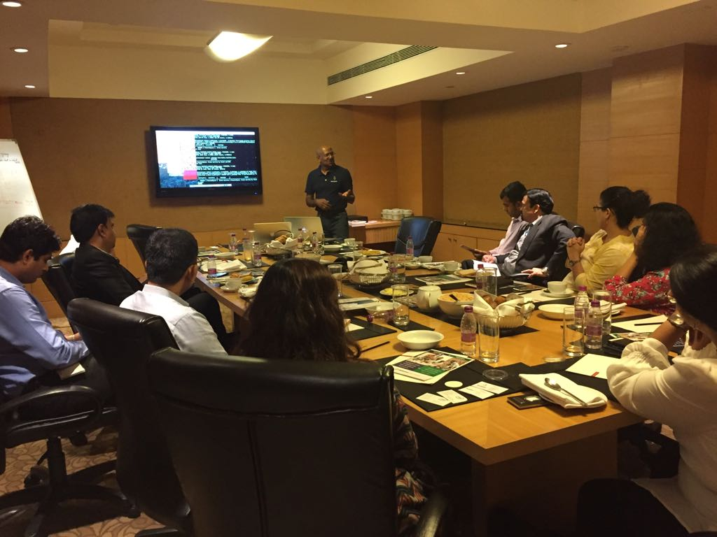 With HPE & Intel India Sales Leaders